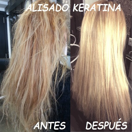 ALISADO KERATINA