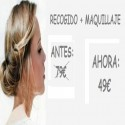 RECOGIDO + MAQUILLAJE